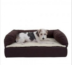 Brown-Beige-Relaxing-Sofa-Ideal-For-Senior-Dogs-Your-Dog-Will-Appreciate-This-Comfortable-Bed-0-234x212