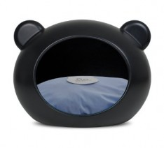 Guisapet-Pet-Cave-For-Cats-Dogs-Medium-Dog-Bed-Black-With-Blue-Cushion-0-234x212