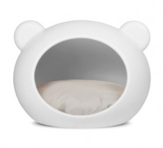 Guisapet-Pet-Cave-For-Cats-Dogs-Medium-Dog-Bed-White-With-Grey-Cushion-0-234x212