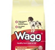 Wagg Dog Food Website